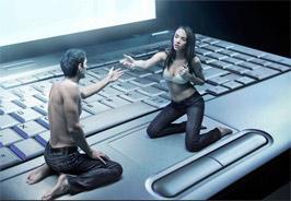 знакомство в интернете, сайт знакомств, знакомства