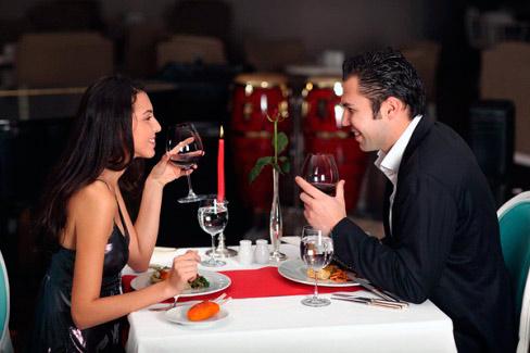 знакомство в ресторанах